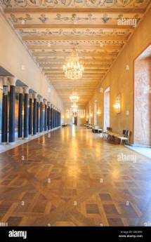 Stockholm Palace Interior Stock &