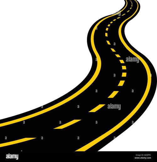 small resolution of winding road