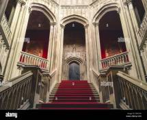 Creepy Castle Stock 116311222 - Alamy