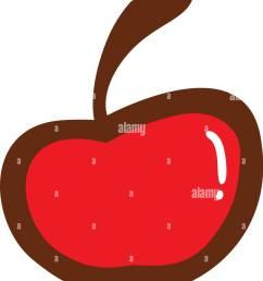 cherry fruit clipart vector [ 1053 x 1390 Pixel ]