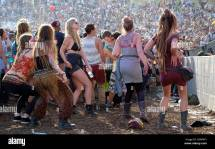 Festival Of Hippies Stock &