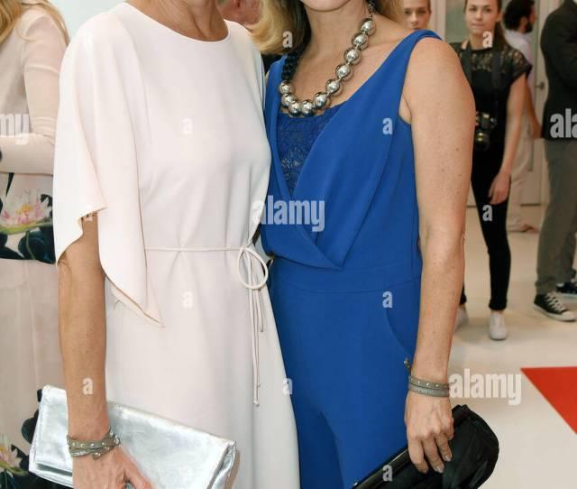 Gala Fashion Brunch As Part Of Mercedes Benz Fashion Week Spring Summer 2017 At Hotel Ellington Featuring Eva Lutz Bettina Cramer Where Berlin