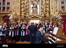 Church Choir Stock & - Alamy