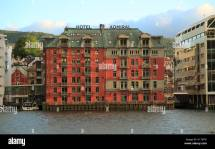 Waterside Hotel Stock &