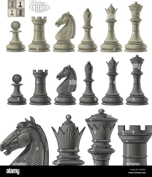 Rook Chess Piece Vector - Galleries With Bite