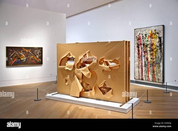 Stockholm Sweden Museum of Modern Art
