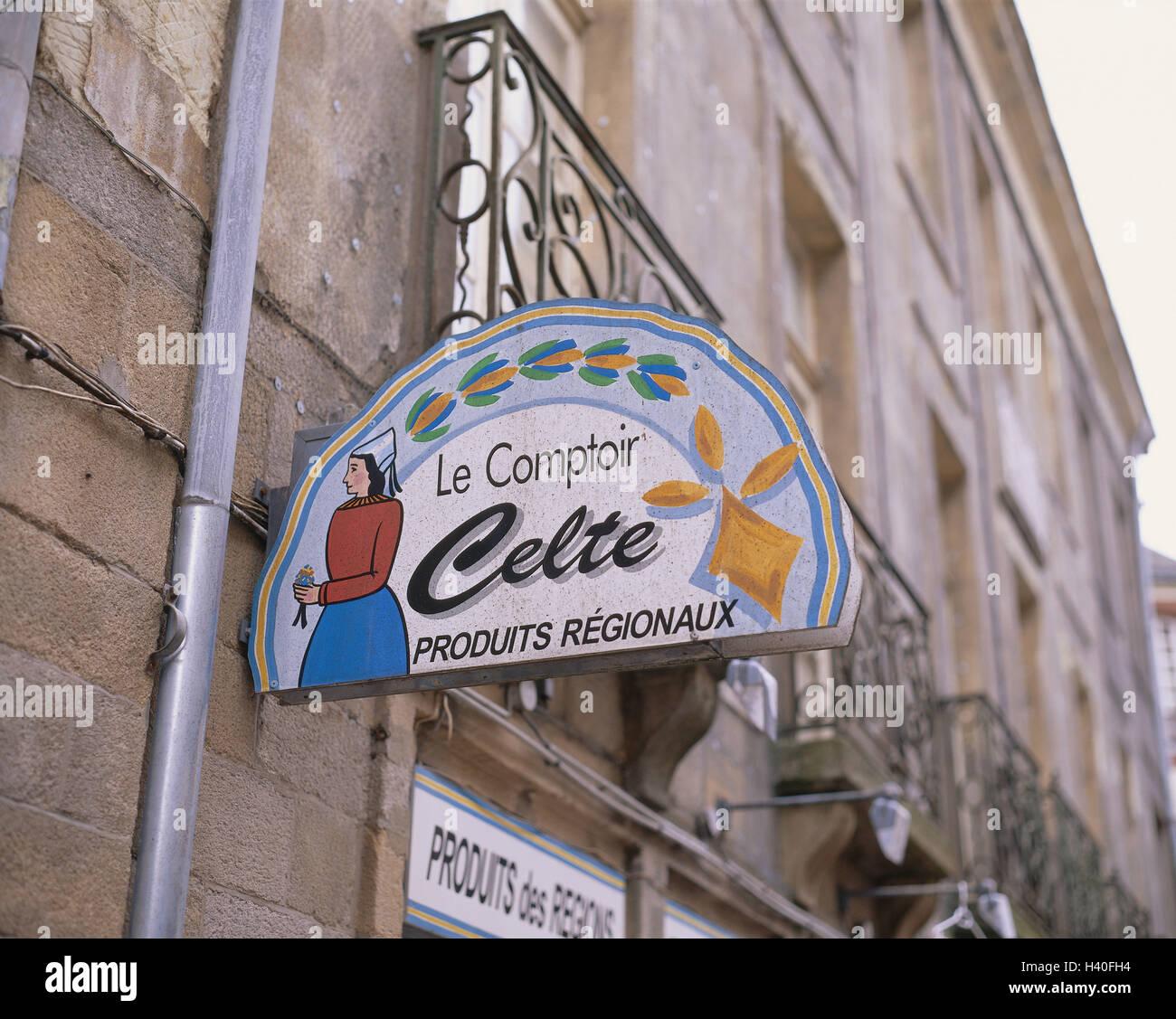 https www alamy com stock photo france brittany vannes company plaque le comptoir celte europe rpublique 122943440 html