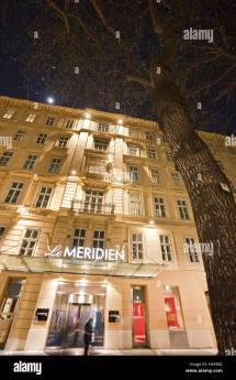 Hotel Le Meridien Stock &