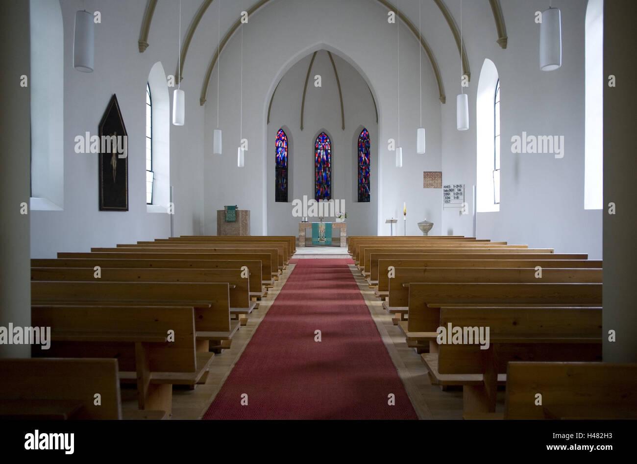 inside protestant church diagram security alarm wiring germany bavaria munich st paulus