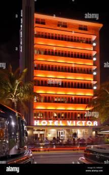Hotel Victor Miami Stock &
