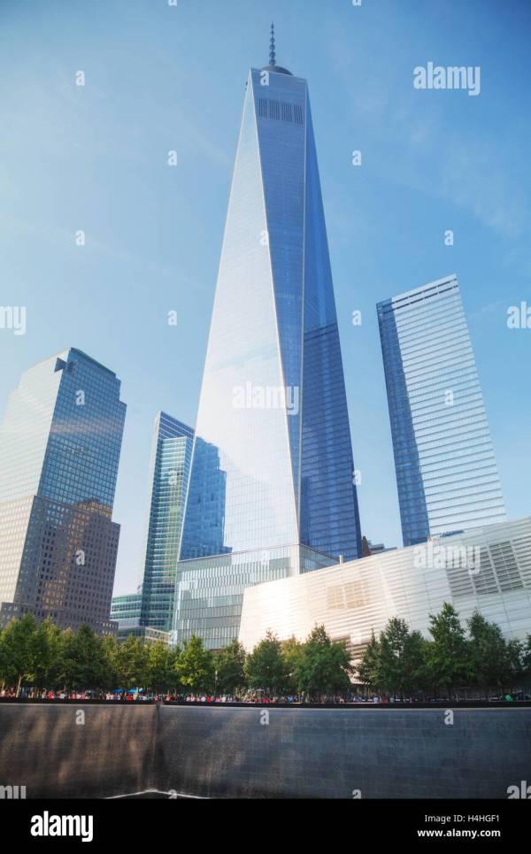 One World Trade Center Memorial