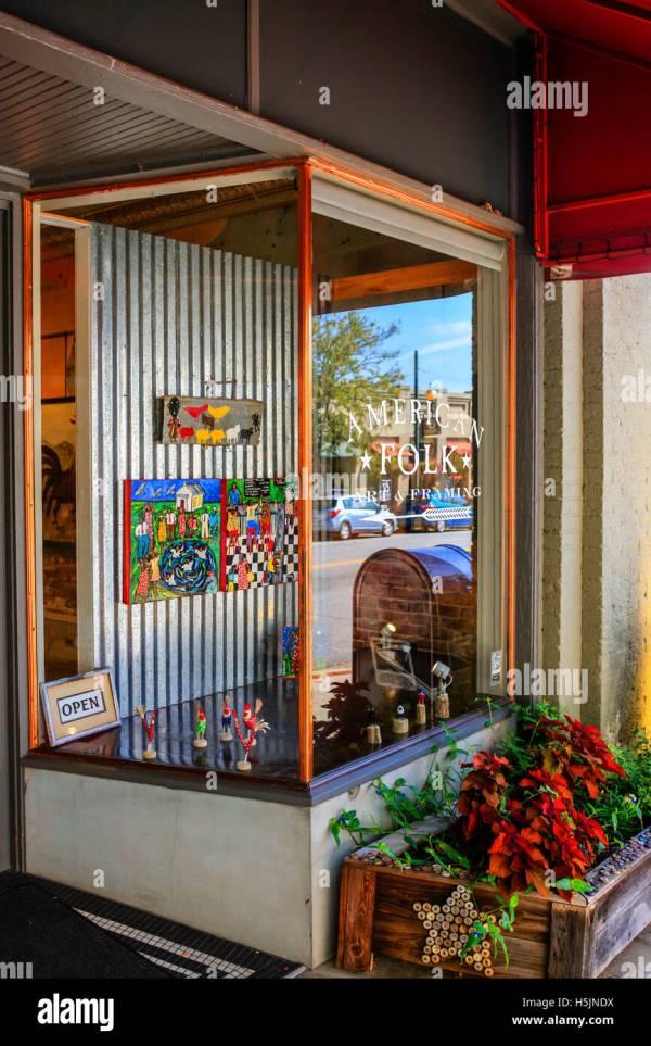 Storefront Art Stock & - Alamy