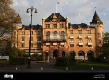 Mini Estate in Lund Sweden
