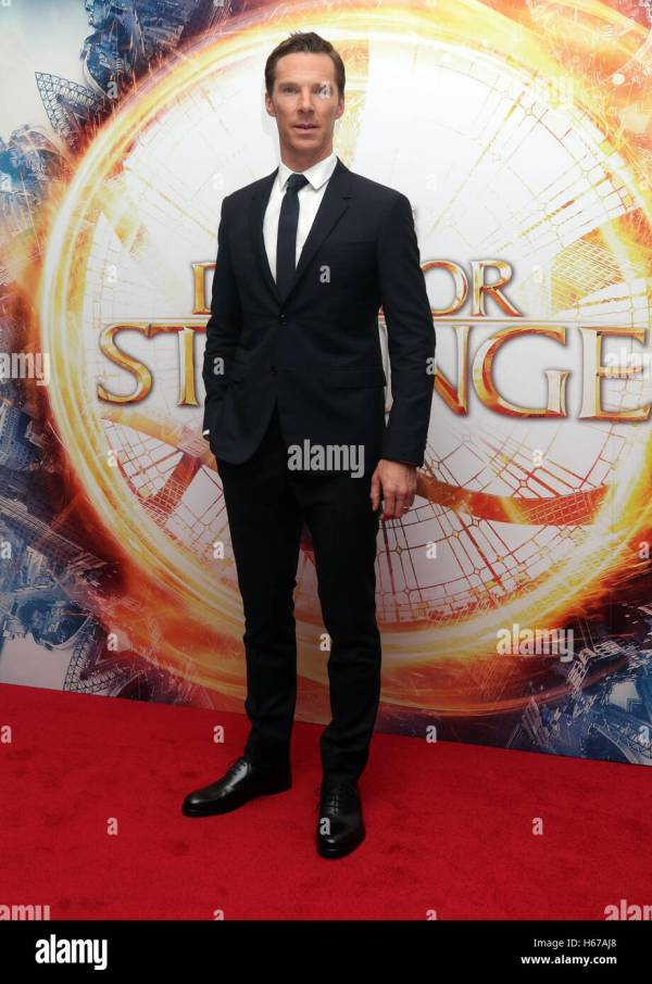 Doctor Strange Stock & - Alamy