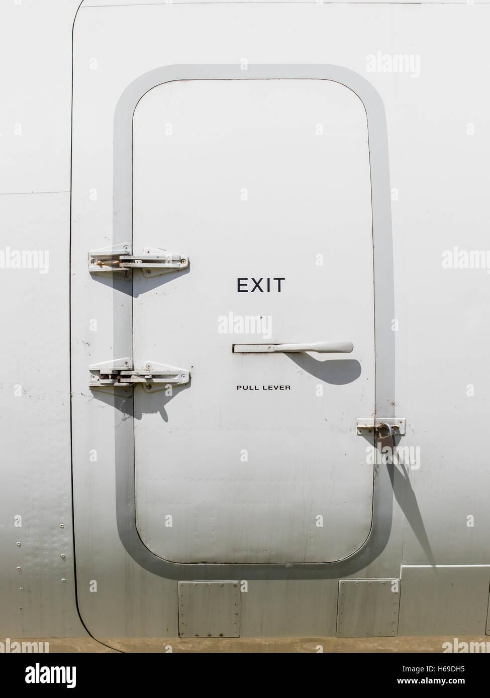Airplane Door  Airbus A319 Plane Door