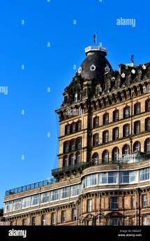 Grand Hotel Scarborough North Yorkshire Stock