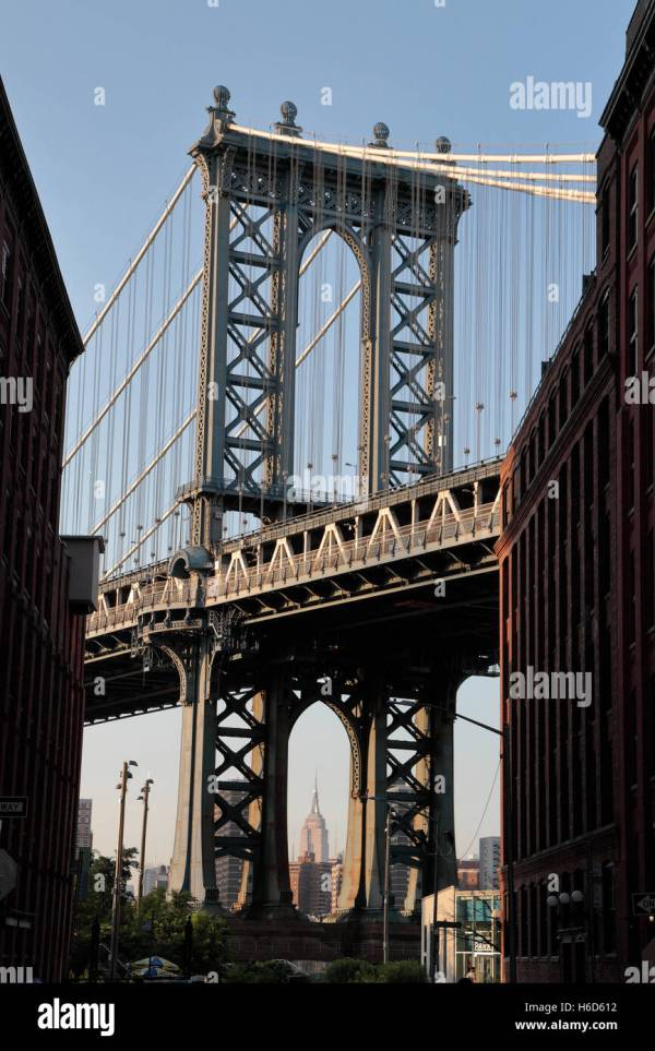 Bridge Pylon Stock & - Alamy