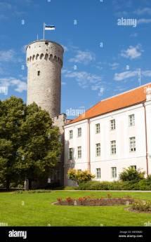 Estonian Parliament Building