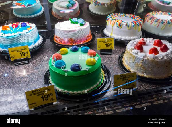 20 Birthday Cakes Safeway Foods Pictures And Ideas On Meta Networks