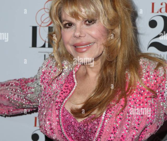 Charo Attends Latina Magazines 20th Anniversary Event Celebrating Hollywood Hot List Honorees At Stk Los Angeles On November 2 2016 In Los Angeles