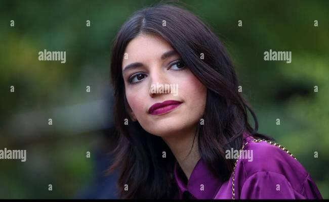 Rome Italy 04th Nov 2016 Italian Actress Carlotta