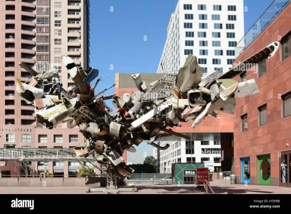 Sculpture Museum Of Contemporary Art Los