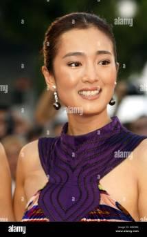 Gong Li Closing Night Gala Stock &