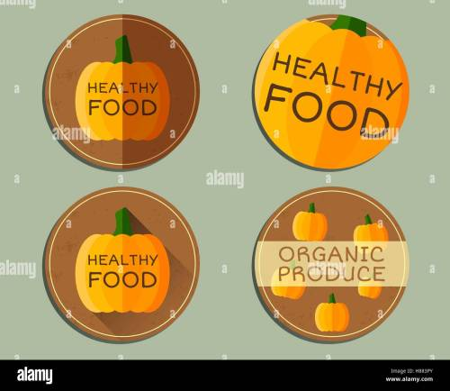small resolution of organic farm corporate identity design with pumpkin branding your eco shop company ecology labels badges mock up design best for natural shop fairs