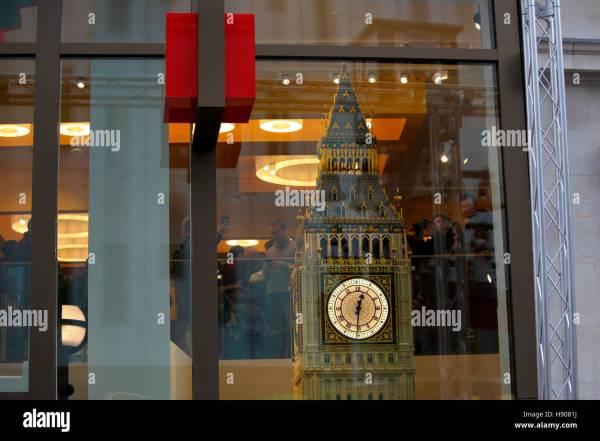 Big Ben Models Stock & - Alamy