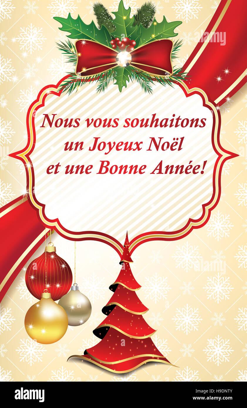 Message De Joyeux Noel Original : message, joyeux, original, Joyeux, Noël, Resolution, Stock, Photography, Images, Alamy