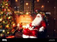 Santa Claus Living Room - Modern home design ideas
