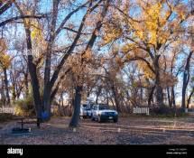 Campground Colorado Stock &