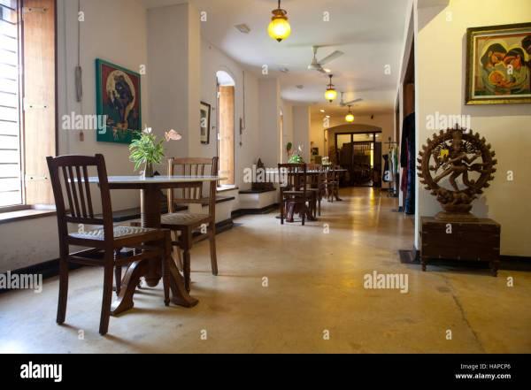 """ethnic Passage"" Coffee And Art In Kochi"
