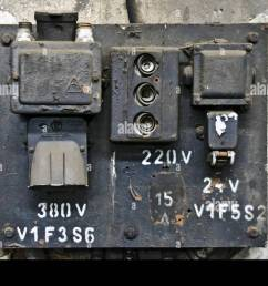 old electric fuse panel [ 1300 x 964 Pixel ]