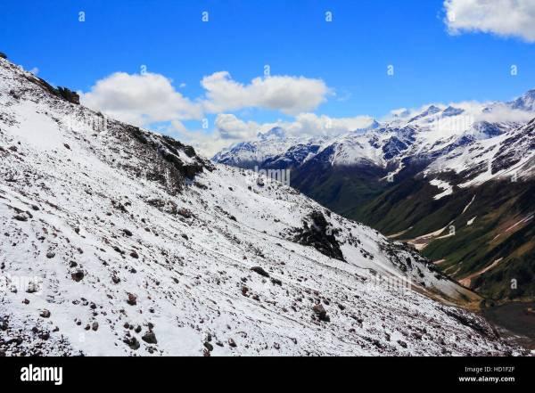 Caucasus Mountains Russia Stock & - Alamy