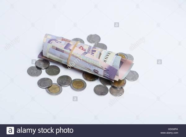 Nigerian Naira Coins