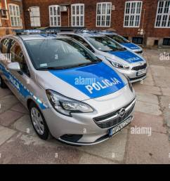 opel corsa police car is seen three new cars and new drugs analyser start operating in pomeranian police cars and laboratory machine was bought by the  [ 1300 x 956 Pixel ]