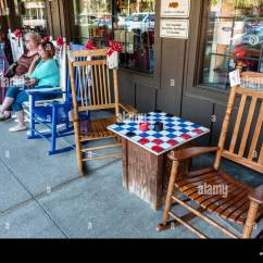 The Rocking Chair Store Patterned Dining Chairs Port Charlotte Florida Cracker Barrel Old Country