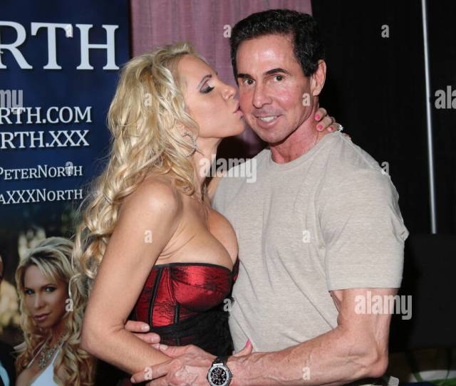 Nadia North And Peter North On Day Two Of Exxxotica 2016 The Adult Entertainment Expo Held At The New Jersey Convention Exposition Center In Edison