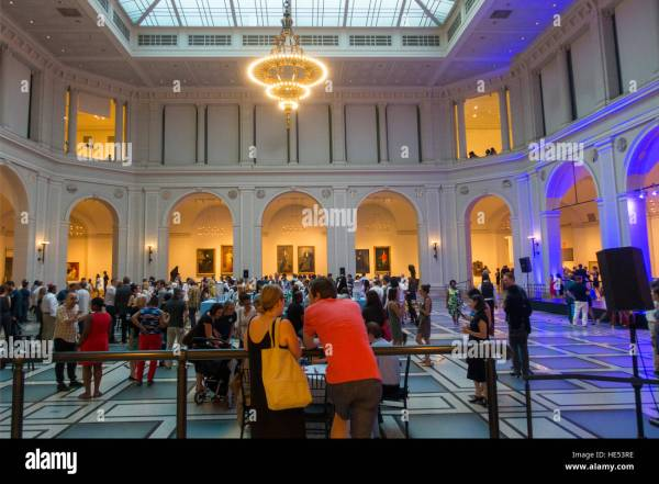 Brooklyn Museum Party Stock &