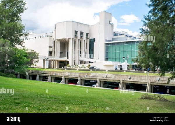 National Of Australia Canberra Stock