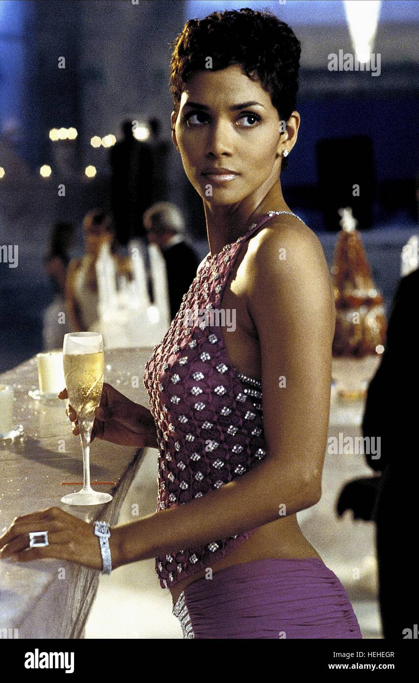 Halle Berry James Bond : halle, berry, james, Halle, Berry, James, Resolution, Stock, Photography, Images, Alamy