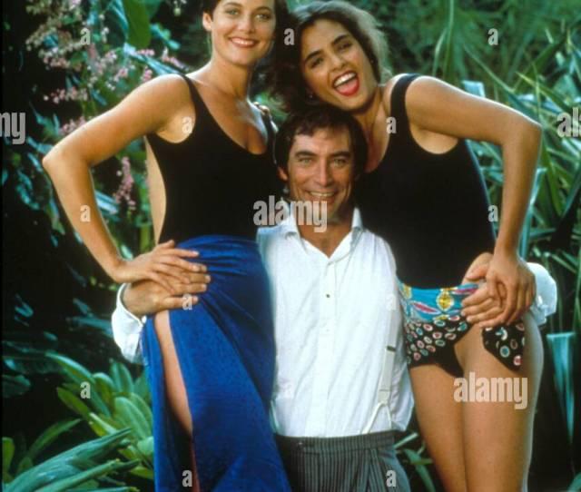Carey Lowell Timothy Dalton Talisa Soto James Bond Licence To Kill 1989