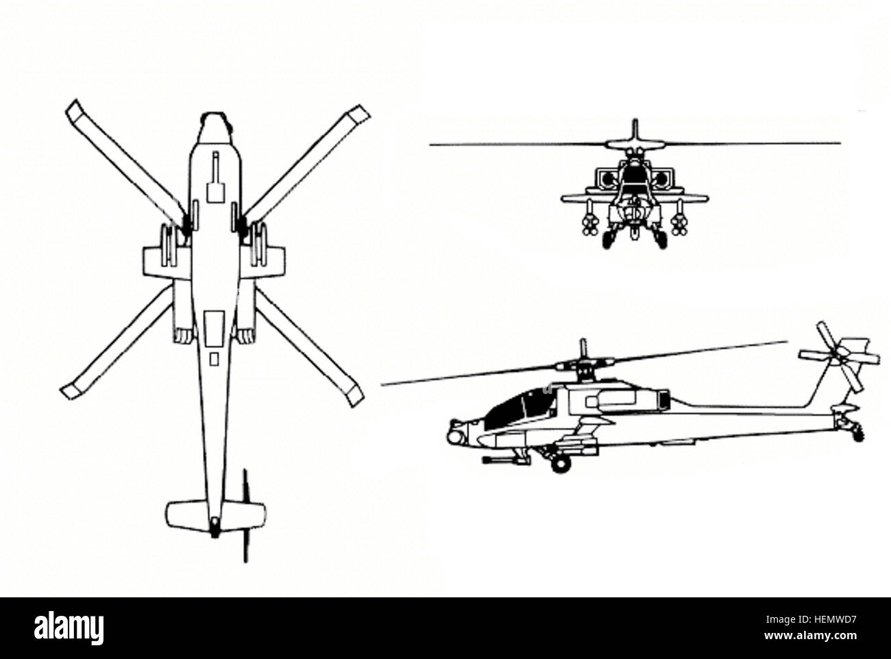 hight resolution of mcdonnell douglas ah 64 apache