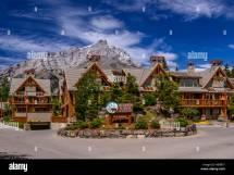 Banff Spring Hotel Stock &