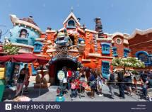 Toontown Disneyland Resort Anaheim Orange County