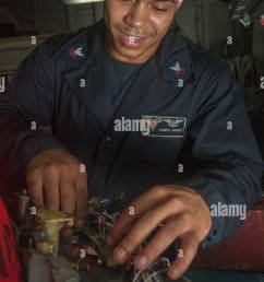 aviation ordnanceman 2nd class james avery brevard n c troubleshoots a bru 32 [ 808 x 1390 Pixel ]