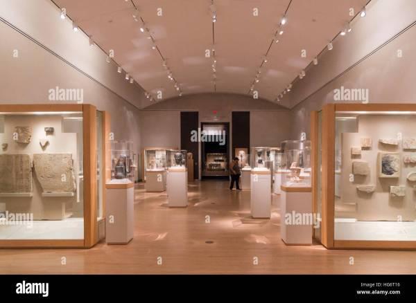 Brooklyn Museum In Of Rooms
