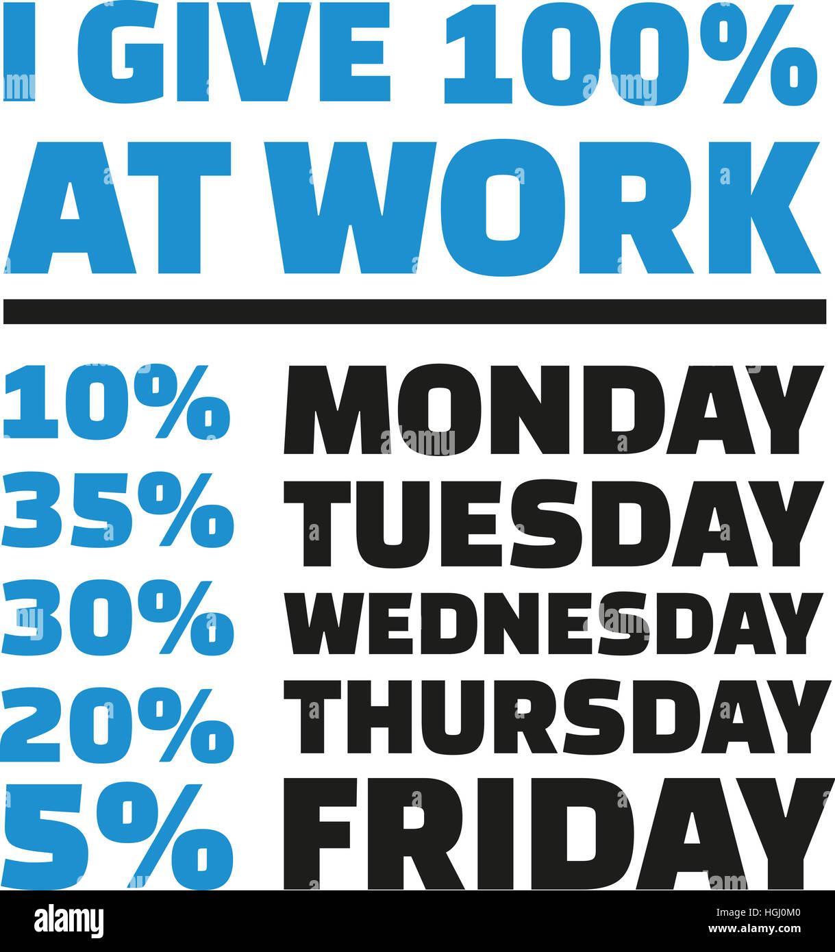 work motivation slogan typographic