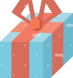 gift box decoration traditional bow vector illustration eps 10 [ 959 x 1390 Pixel ]